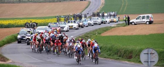 Tour de Normandie: rit 6