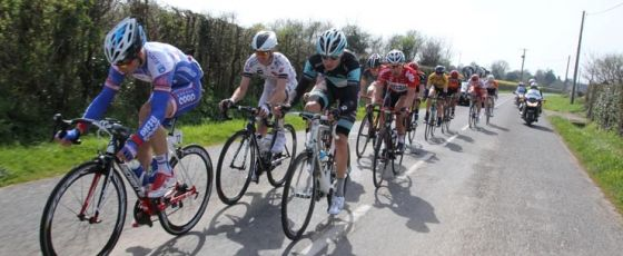 Tour de Normandie: rit 5