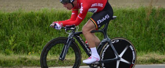 Belgisch kampioenschap tijdrijden